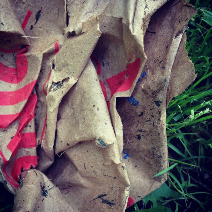 McD bag